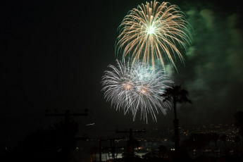 Ocean Beach Pier Fireworks 5